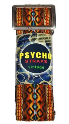 psychedelic camera straps